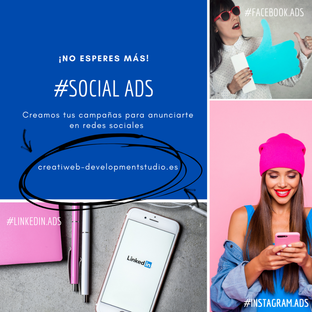 anuncio social ads