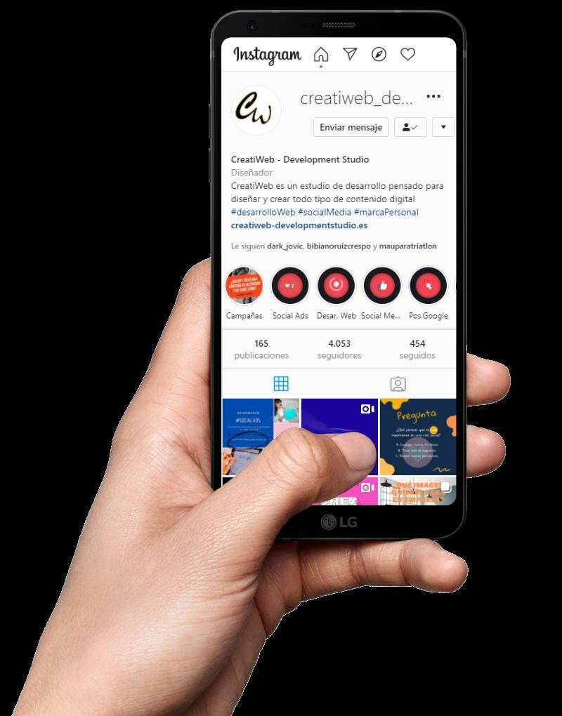 Movil aplicacion movil redes sociales